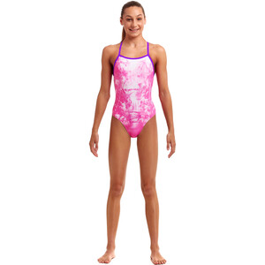 Funkita Strapped In Badeanzug Mädchen perfect paradise perfect paradise