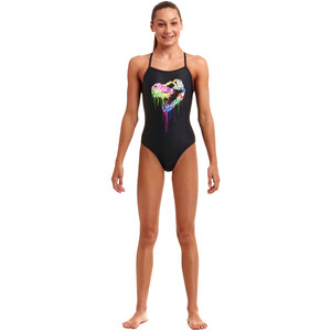 Funkita Strapped In Badeanzug Mädchen sexy rexy sexy rexy