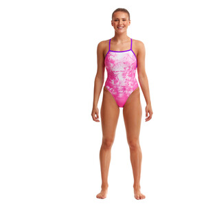 Funkita Strapped In Badeanzug Damen perfect paradise perfect paradise