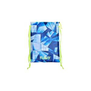 Funky Trunks Mesh Gear Tasche blau blau