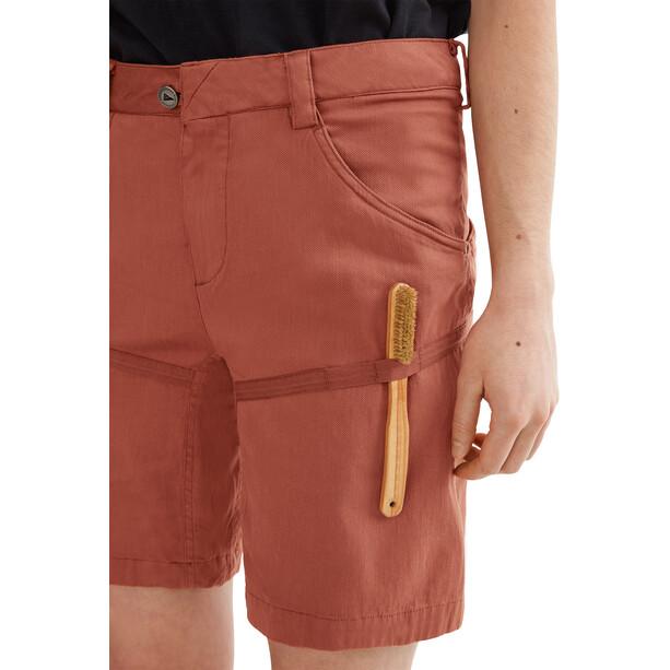 Klättermusen Gefjon Shorts Women orange