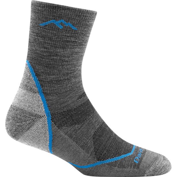 DARN TOUGH VERMONT Light Hiker Micro Crew Light Cushion Socks Boys gray