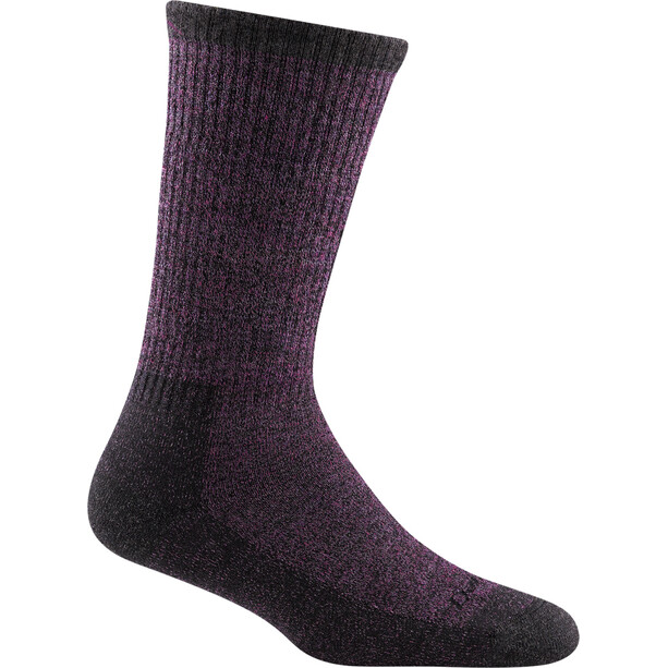 DARN TOUGH VERMONT Nomad Boot Midweight with Full Cushion Socks Women plum