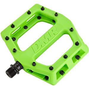 DMR V11 Pedales, verde verde