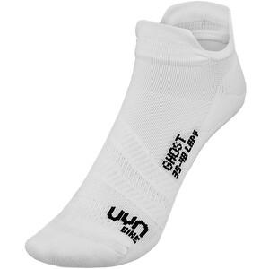 UYN Cycling Ghost Socken Damen weiß/schwarz weiß/schwarz