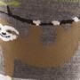 DARN TOUGH VERMONT Animal Haus Crew Lightweight Socks Women beige