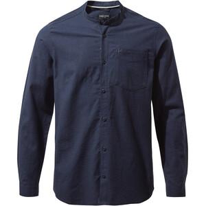 Craghoppers Harford Long Sleeved Shirt Men blå blå