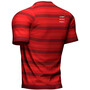 Compressport Performance SS T-Shirt red