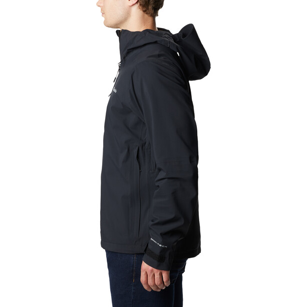 Columbia Omni-Tech Ampli-Dry Shell Jacket Men black