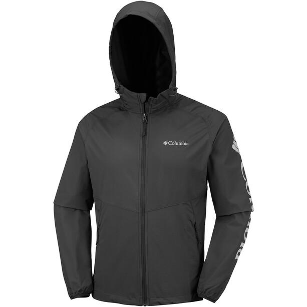 Columbia Panther Creek Jacket Men svart