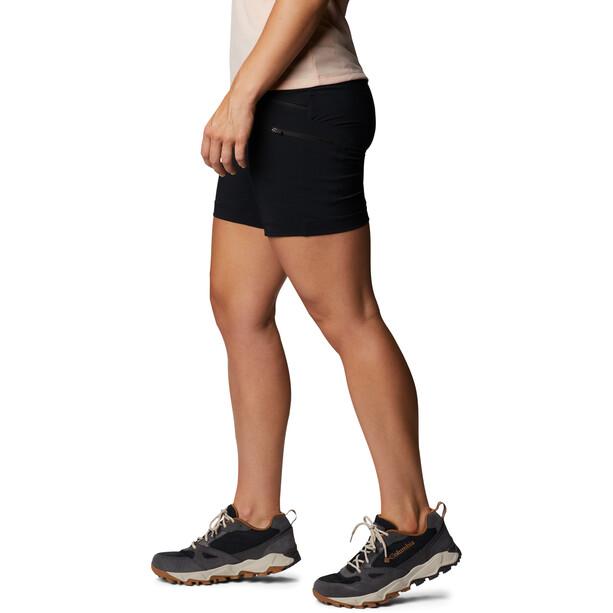 Columbia Peak to Point Shorts Women svart