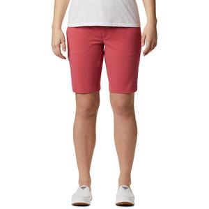 Columbia Saturday Trail Long Shorts Women pink pink