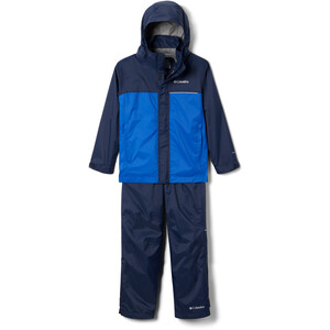 Columbia Simpson Sanctuary II Rain Set Kids collegiate navy collegiate navy
