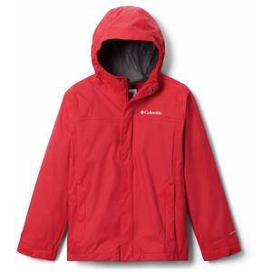 Columbia Watertight Jacket Boys röd röd