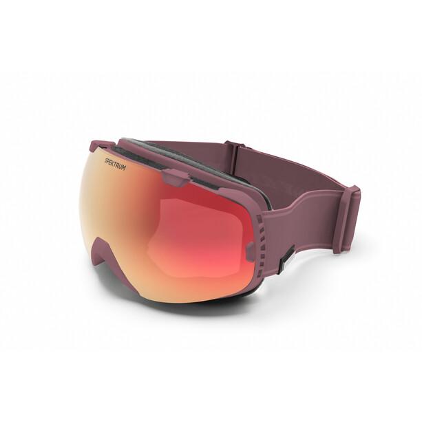 Spektrum G002 Essential Goggles mesa rose/brown mirror revo gold