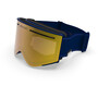 night blue/zeiss brown multi layer gold