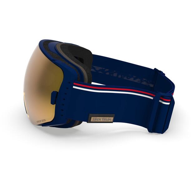 Spektrum Skutan Goggles Stenmark Edition night blue/zeiss brown multi layer blue