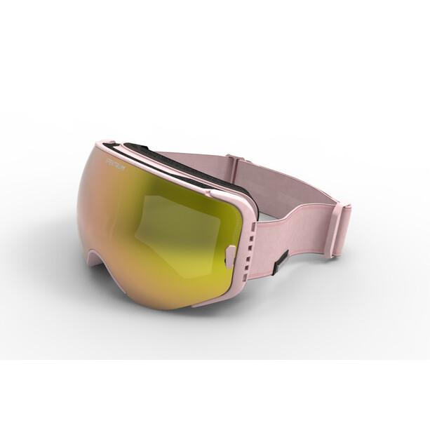 Spektrum Skutan Goggles dust pink/brown revo mirror gold