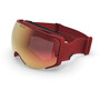 essential brique/zeiss brown multi layer red