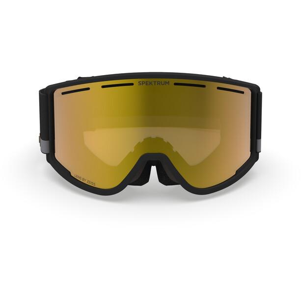 Spektrum Templet Goggles Duo Tone Edition schwarz/gold