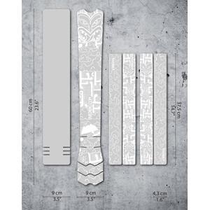 DYEDBRO Aotearoa Rahmenschutz Kit transparent/weiß transparent/weiß