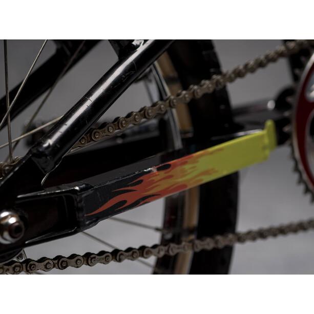 DYEDBRO Flames Frame Protection Kit