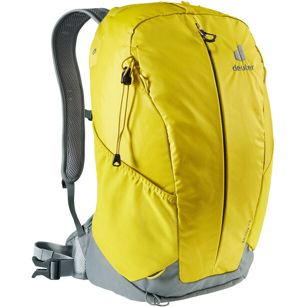 deuter AC Lite 23 Rucksack gelb/grau