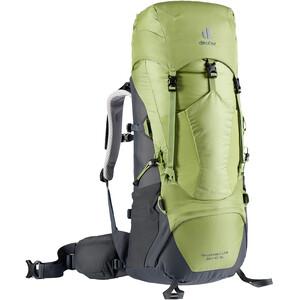 deuter Aircontact Lite 35 + 10 SL Rucksack Damen grün/grau grün/grau
