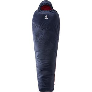 deuter Dreamlite Sleeping Bag Long, azul/rojo azul/rojo
