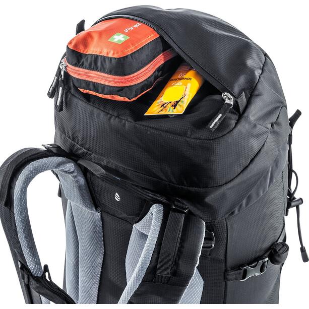 deuter Guide Lite 30+ Rucksack black