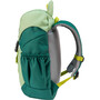 deuter Kikki Backpack 8l Kids, avocado/alpinegreen
