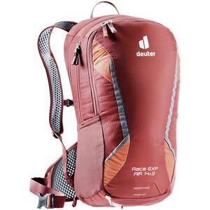 deuter Race EXP Air Backpack 14+3l redwood/paprika redwood/paprika