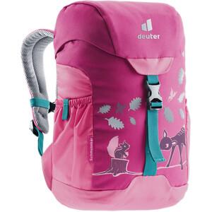 deuter Schmusebär Rucksack 8l Kinder pink pink