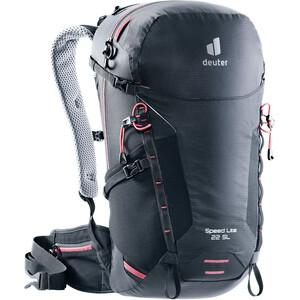 deuter Speed Lite 22 SL Backpack Women, czarny czarny
