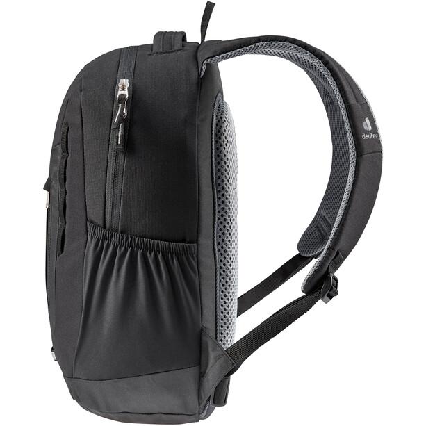 deuter StepOut 16 Backpack, musta