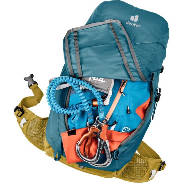deuter Trail 20 SL Rucksack Damen denim/turmeric