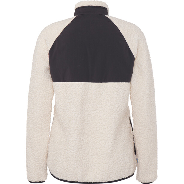 Varg Vargön Fat Wool Jacket Women off white