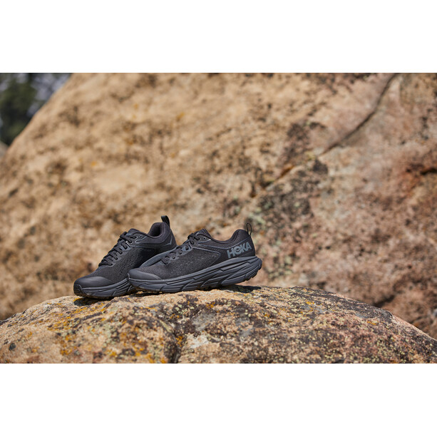 Hoka One One Challenger ATR 6 Running Shoes Men black/black