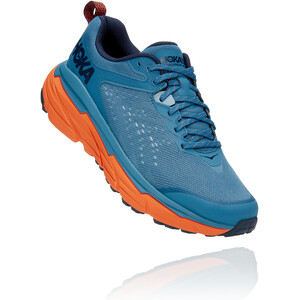 Hoka One One Challenger ATR 6 Running Shoes Men provincial blue/carrot provincial blue/carrot