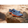 Hoka One One Challenger ATR 6 Running Shoes Men provincial blue/carrot