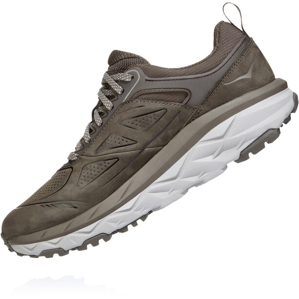 Hoka One One Challenger Low Gore-Tex Running Shoes Women majorbrown/heather