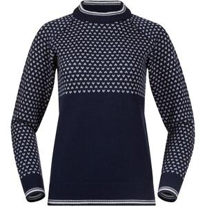 Bergans Alvdal Wool Jumper Women blå blå