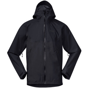 Bergans Letto V2 3L Jacket Men svart svart