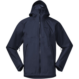 Bergans Letto V2 3L Jacket Men blå blå