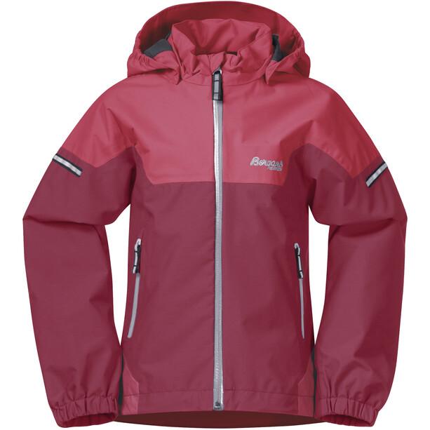 Bergans Ruffen Jacket Kids pink