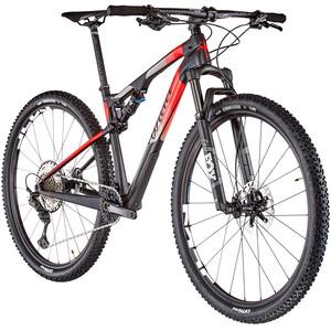 Wilier 110FX XT 1x12 MT501, musta/punainen musta/punainen