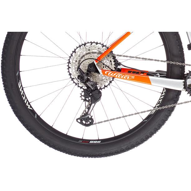 Wilier 110X XT 1x12 silver/orange