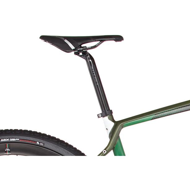 Wilier Jena Hybrid GRX 1x11 oliv/weiß