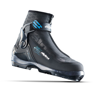 Alpina Footwear Outlander Eve sko Dame Svart Svart