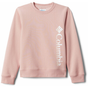 Columbia Columbia Park French Terry Rundhals Pullover Jugend pink pink